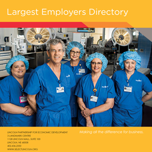 Largest Employers Booklet